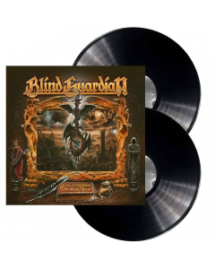 Imaginations From The Other Side BLACK 2-LP Gatefold