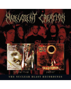 The Nuclear Blast Recordings / 2-CD