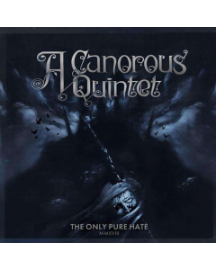 The Only Pure Hate MMXVIII BLACK LP
