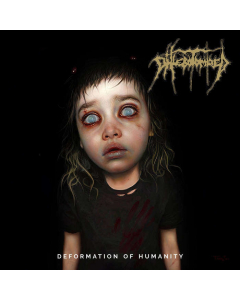 PHLEBOTOMIZED - Deformation Of Humanity / CD