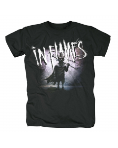 IN FLAMES - Mask / T-Shirt