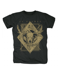 IN FLAMES - Night Square / T-Shirt