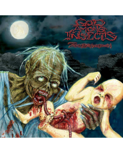 GOD AMONG INSECTS - Zombienomicon / CD