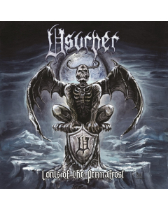 USURPER - Lords Of The Permafrost / CD