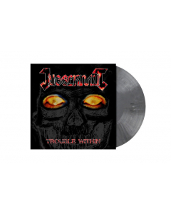 JUGGERNAUT - Trouble Within / OPAQUE GREY Marbled LP