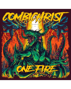 COMBICHRIST - One Fire / CD