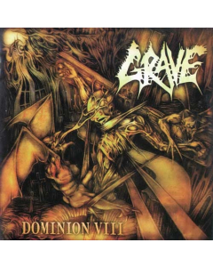 grave dominoin viii re-issue 2019