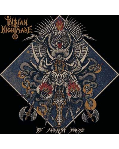 indian nightmare by ancient force slipcase cd