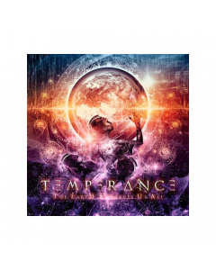 TEMPERENCE - the earth embraces us all / Digipak CD