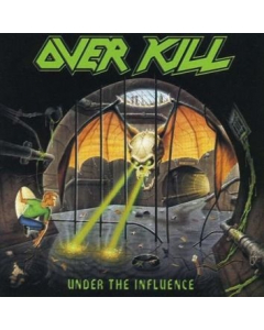 overkill - under the influence (collector`s edition) / cd