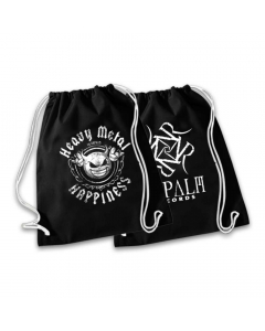 napalm records heavy metal happiness gymnstic bag