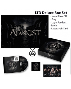 THE AGONIST - Orphans / Deluxe Boxset