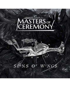 sascha paeths masters of ceremony - signs of wings - cd