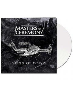 sascha paeths masters of ceremony - signs of wings - white lp gatefold