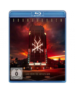soundgarden - live at the artists den - blu-ray