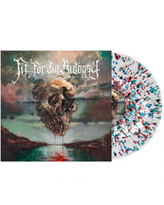 fit for an autopsy - the sea of tragic beasts - splattered lp