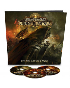 blind guardians twillight orchestra - legacy of the dark lands - Earbook