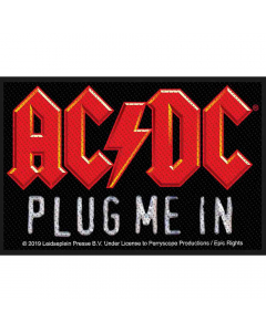 acdc plug me in patch