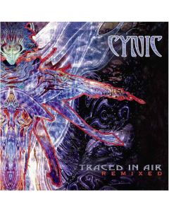 cynic - traced in air - remixed - digipak cd - napalm records