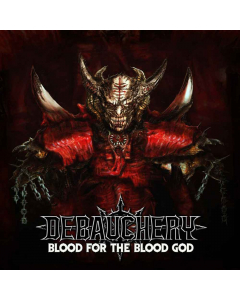 debauchery - blood for the blood god - 3-cd - napalm records