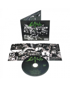 sodom out of the frontline trench cd