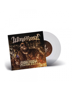 58774 wind rose diggy diggy hole clear 7'' ep viking metal