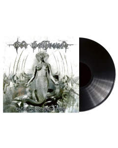 god dethroned the liar of the white worm black lp