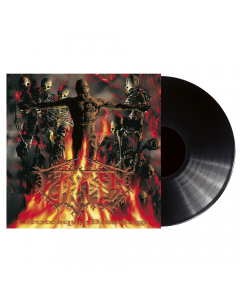 broken hope - grotesque in blessings - black lp - napalm records