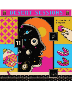 desert sessions - vol 11 & 12 - cd - napalm records