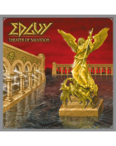 edguy - theater of salvation - digipak 2-  cd - napalm records