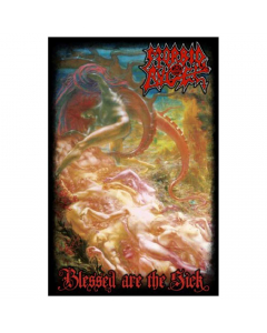 morbid angel - blessed are the sick - flag - napalm records