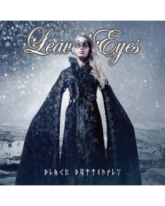 leaves eyes - black butterfly - black ep - napalm records