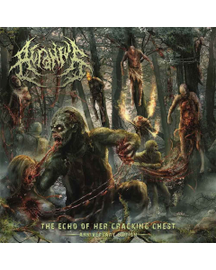 acranius the echo of her cracking chest anniversary edition cd