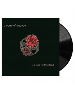 theatre of tragedy a rose for the dead black lp
