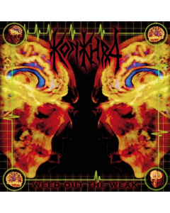 konkhra weed out the weak clear lp