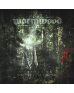 wormwood ghostlands wounds from a bleeding earth black vinyl