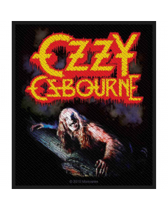 ozzy osbourne bark at the moon patch