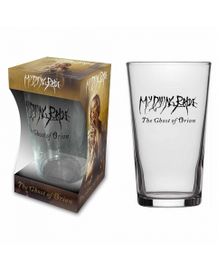 my dying bride the ghost of orion beer glass