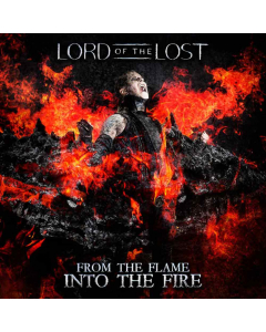 lord of the lost from the flame into the fire cd