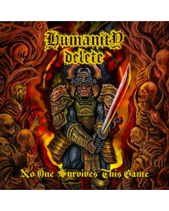 humanity delete no one survives this game cd