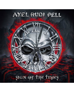 axel rudi pell sign of the times cd