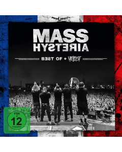 mass hysteria best of live at hellfest cd dvd