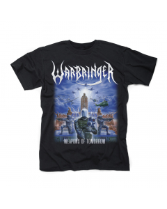 warbringer weapons of tomorrow t shirt