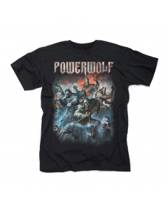 POWERWOLF - Best of the Blessed  / T- Shirt