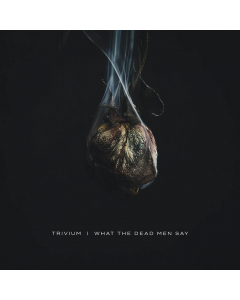 trivium what the dead man say cd