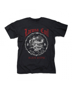 61057 lacuna coil we are the anima t-shirt