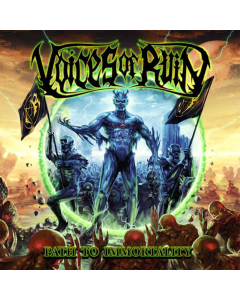 voices of ruin path to immortality cd