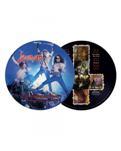 venom the 7th date of hell live at hammersmith 1984 picture vinyl