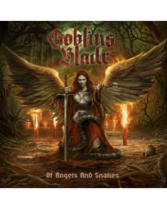 goblins blade of angels and snakes white vinyl