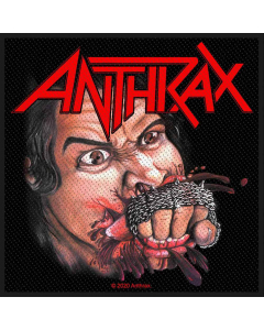 anthrax fistfull of metal patch